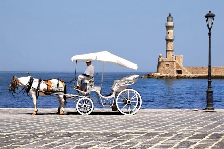 Венецианская гавань, прогулка