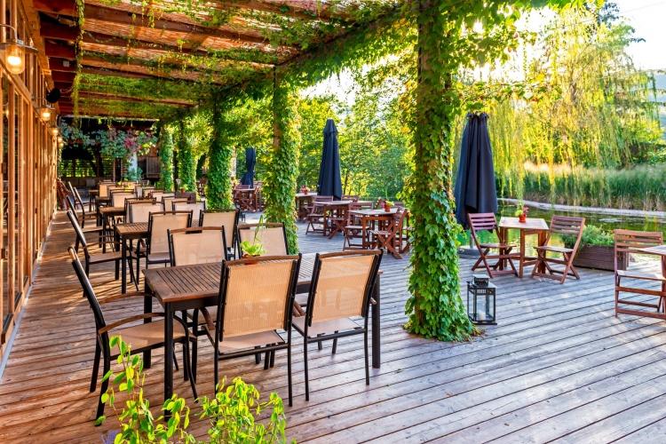 Что посетить в Бледе, Restaurant Vrtnarija