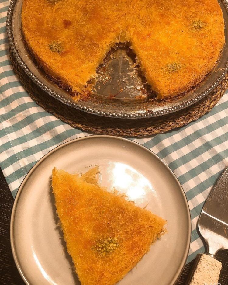 Традиционные десерты Египта