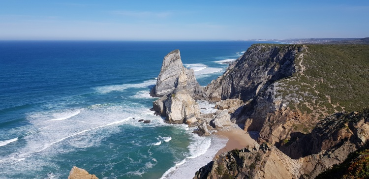 Пляжи Португалии, Кабо да Рока