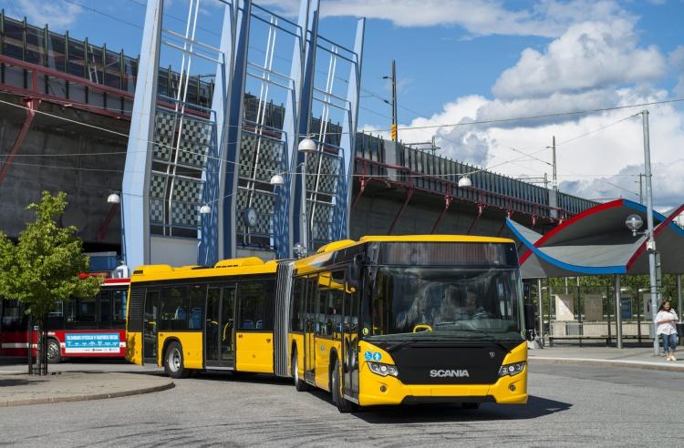 Маршруты городских автобусов в Берлине