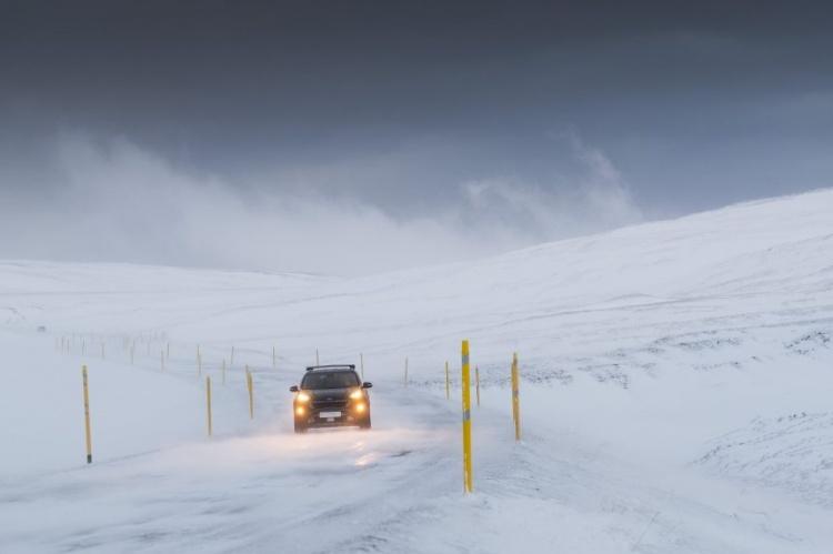 Правила дорожнего движения в Исландии