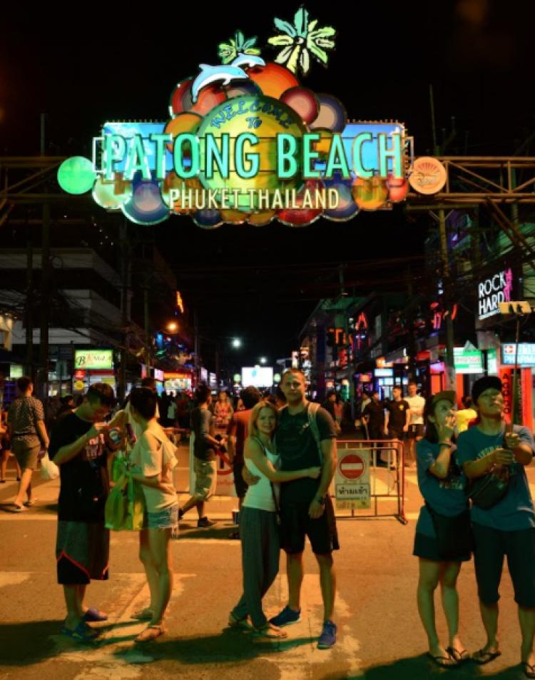Патонг, Таиланд