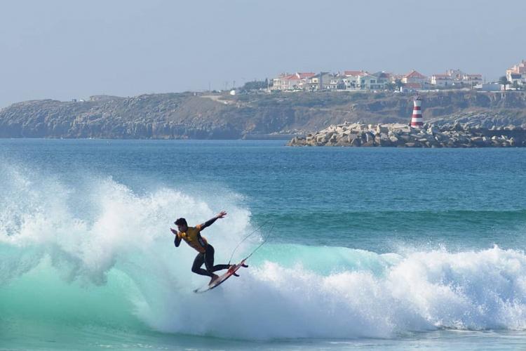 Пляж Супертубуш, Португалия