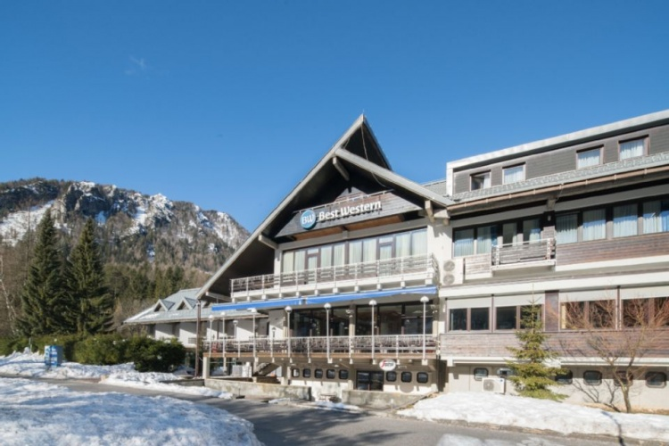 Где поселиться в Краньска Гора, отель Best Western Hotel