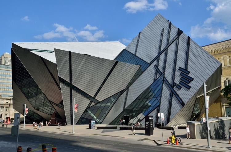 Королевский музей Онтарио в Торонто