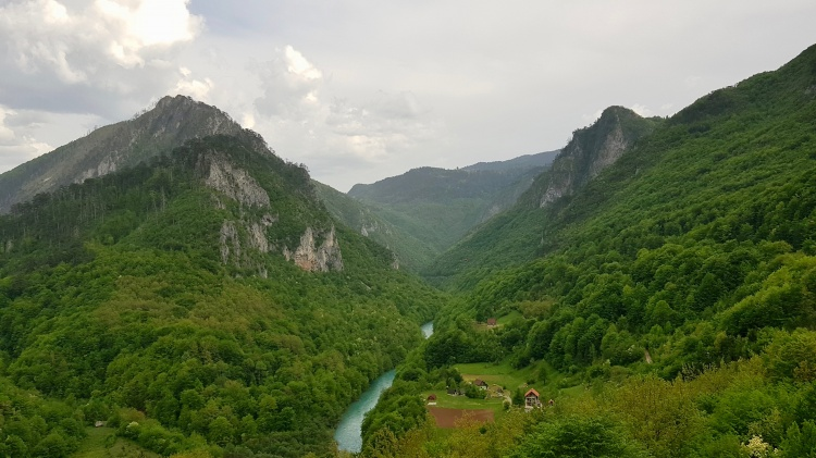 Каньон реки Тара, Дурмитор, Черногория
