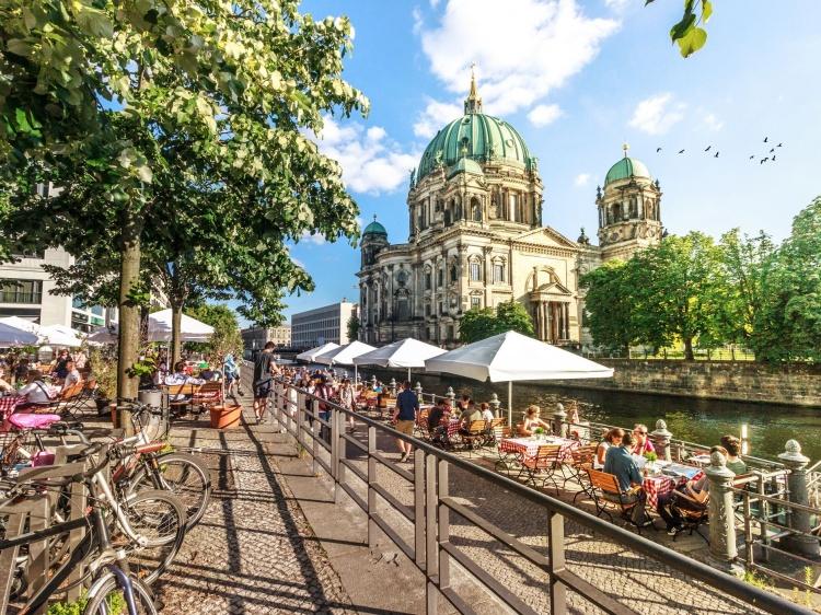 Достопримечательности Митте в Берлине