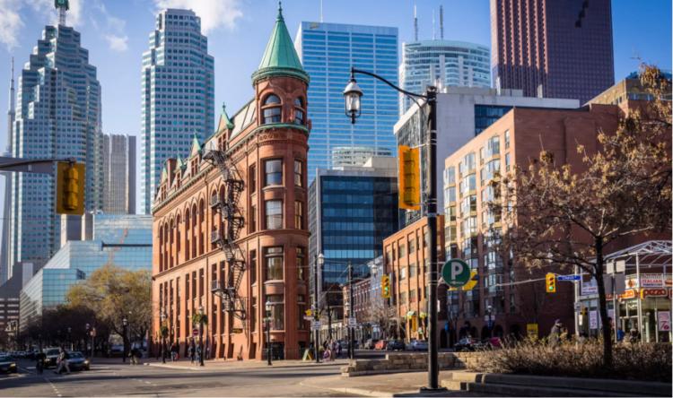 Gooderham Building в Торонто