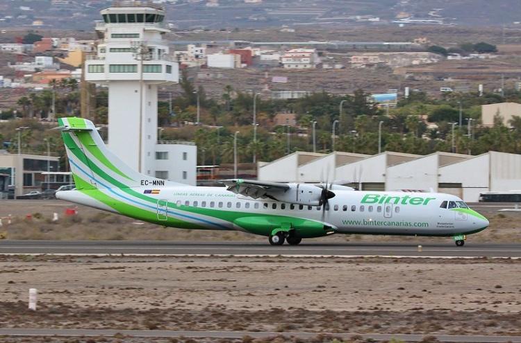 Южный аэропорт Рейна София, Тенерифе