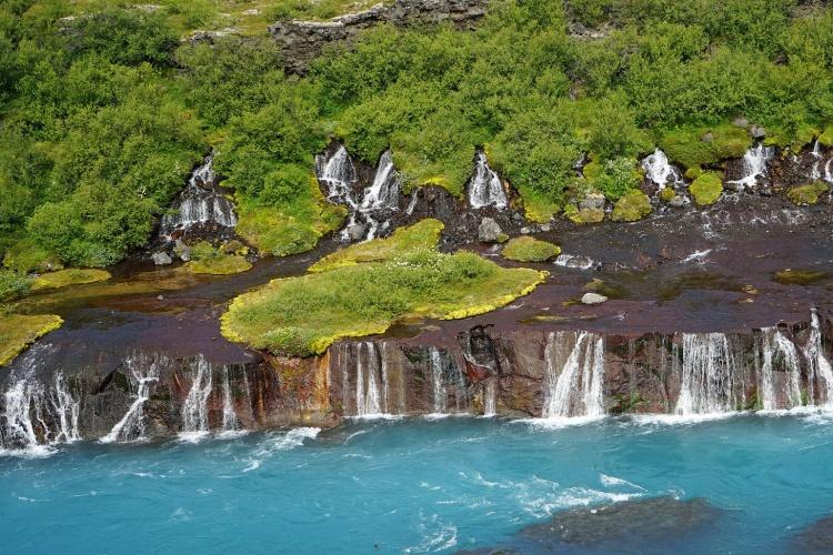Водопады Серебрянного кольца Исландии