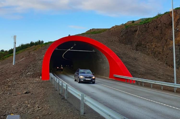 Тоннели в Исландии