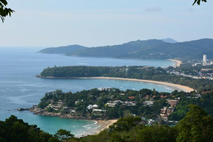 Пляжи острова Пхукет, Таиланд