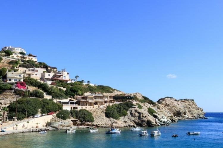 Пляж Агия Пелагия, Крит
