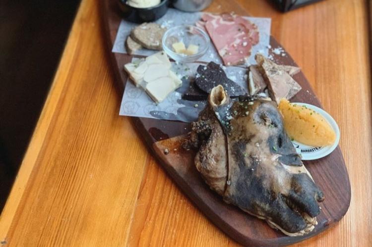 Необычная еда из Исландии