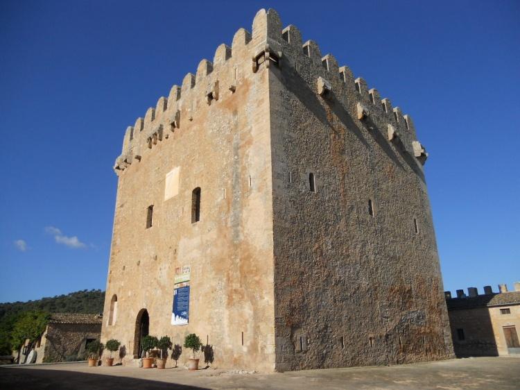 Майорка, башня Каньямель