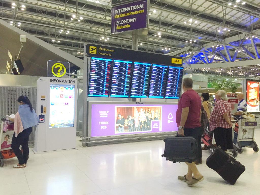 Безвизовый въезд в Таиланд