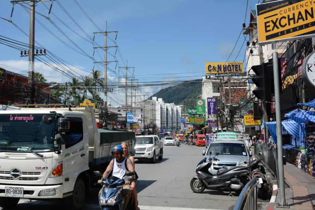 прокат авто в Таиланде