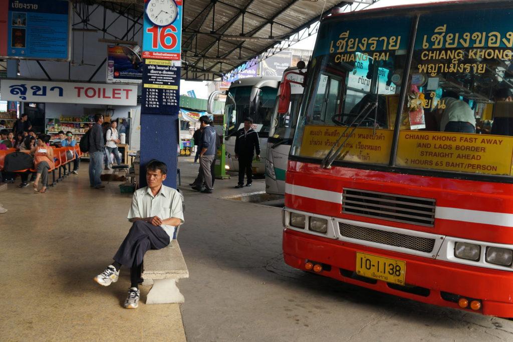 Транспорт Таиланда: в ожидании посадки