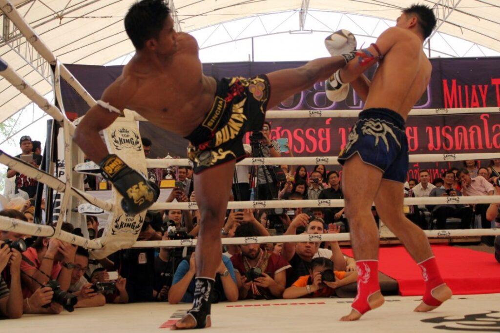 Фестиваль боевых искусств Муай Тай