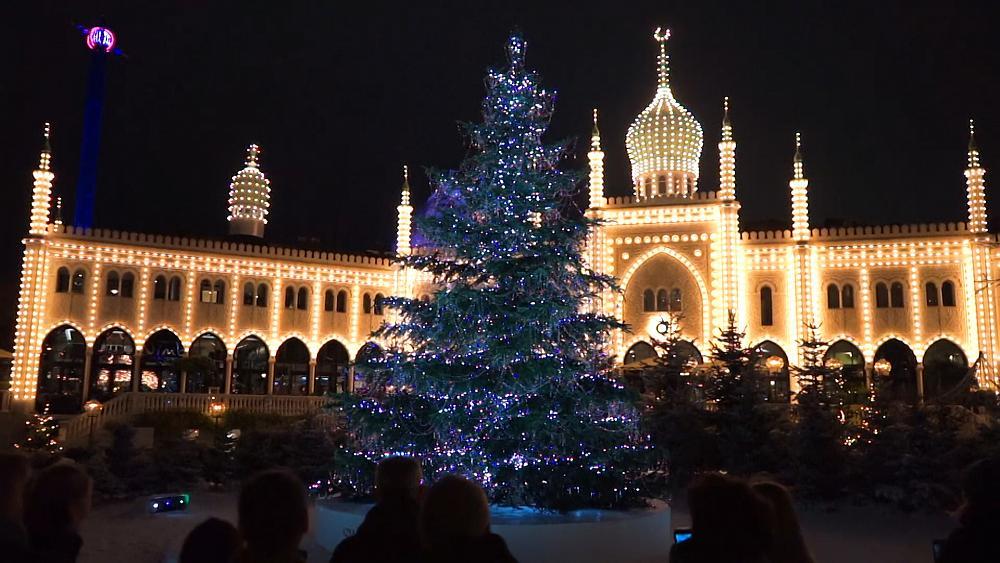Рождество (Juledag) в Копенгагене