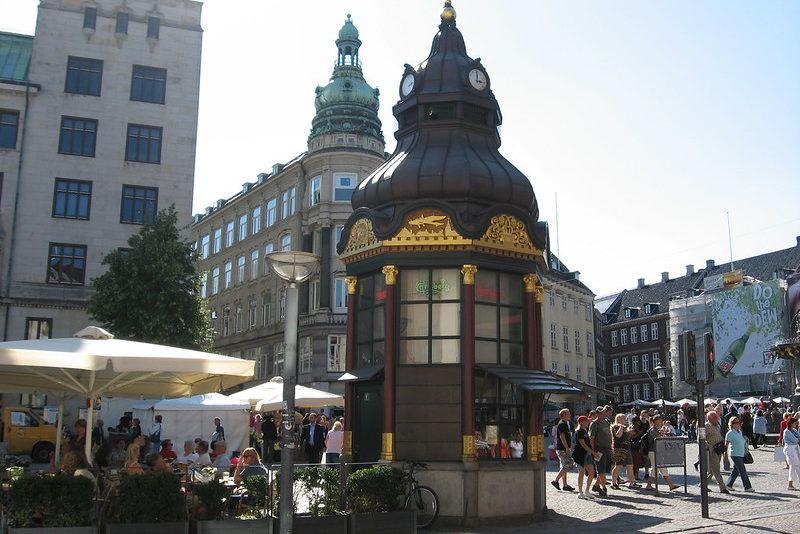Что можно купить в Копенгагене - улица Strøget
