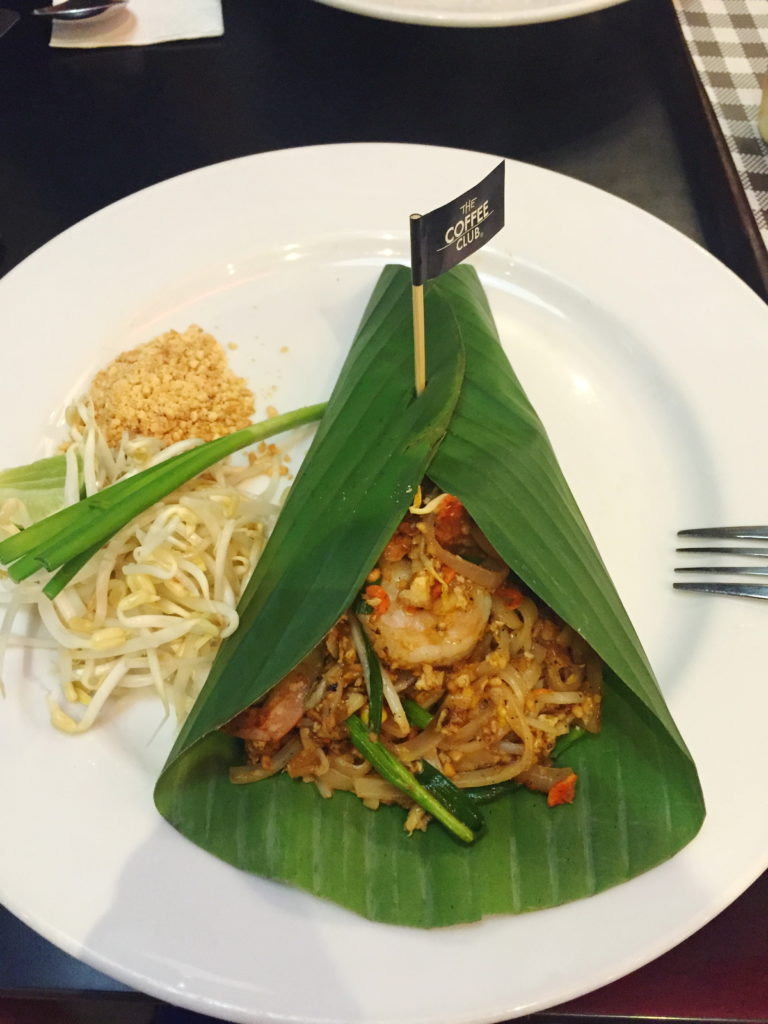 вкусные тайские блюда