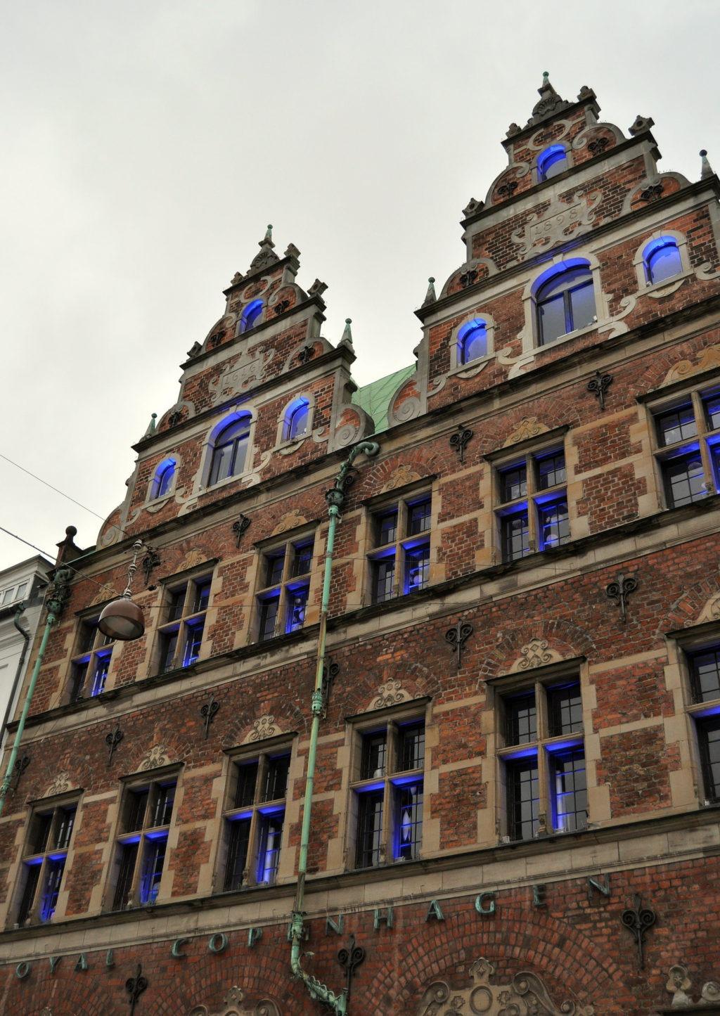 Фарфоровая фабрика Royal Copenhagen