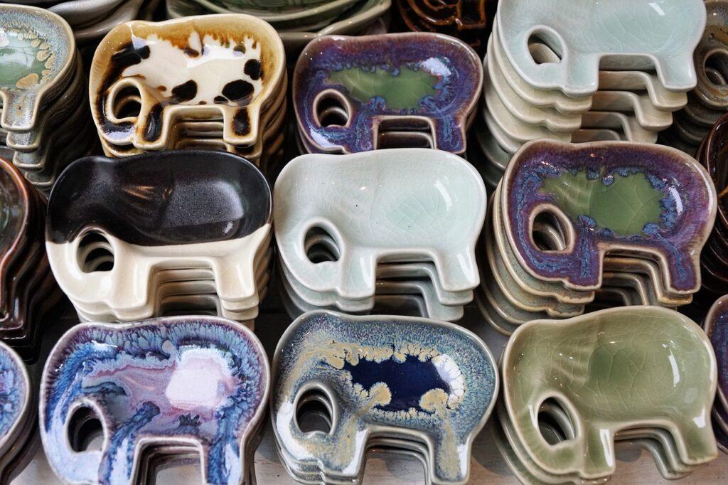 Сувениры слоники Таиланд
