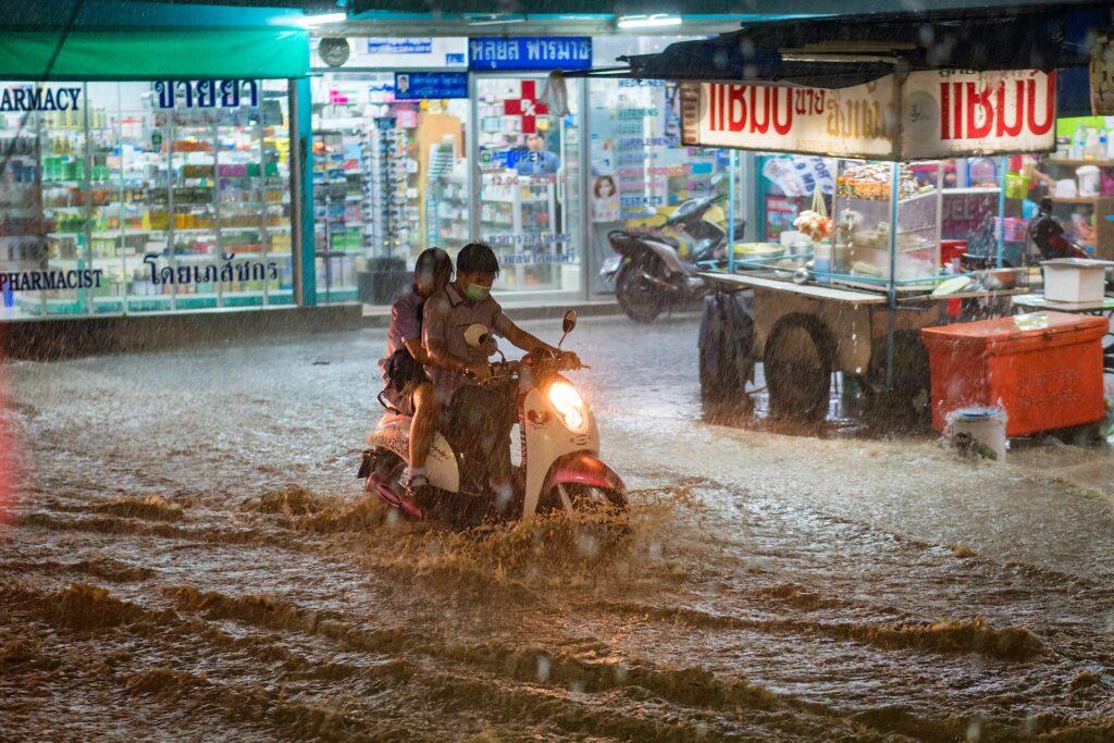 погода в октябре в Таиланде