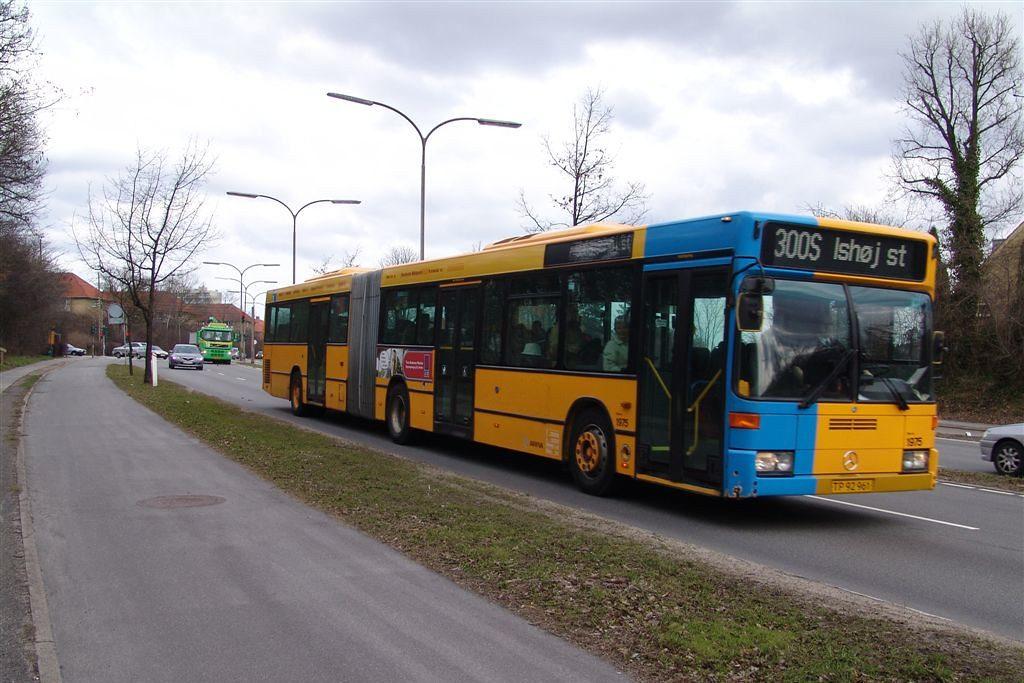Копенгаген, автобусы