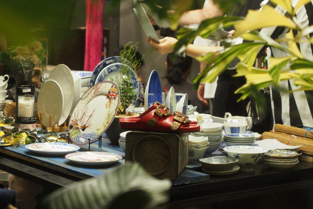 продукция из Таиланда: посуда