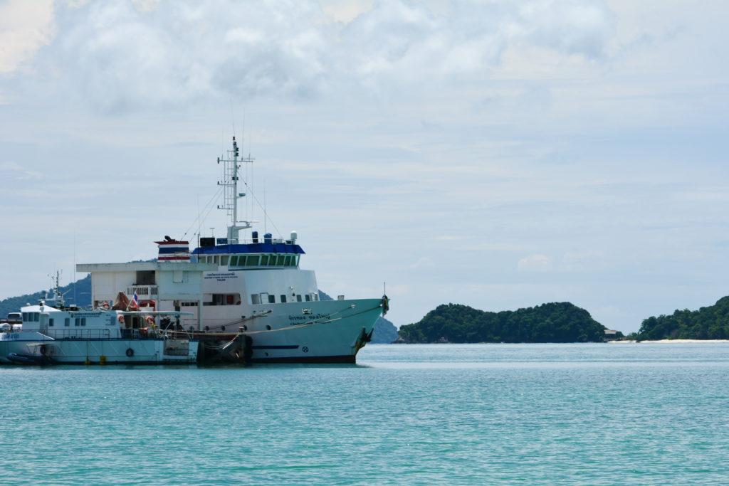скоростные лодки Таиланд