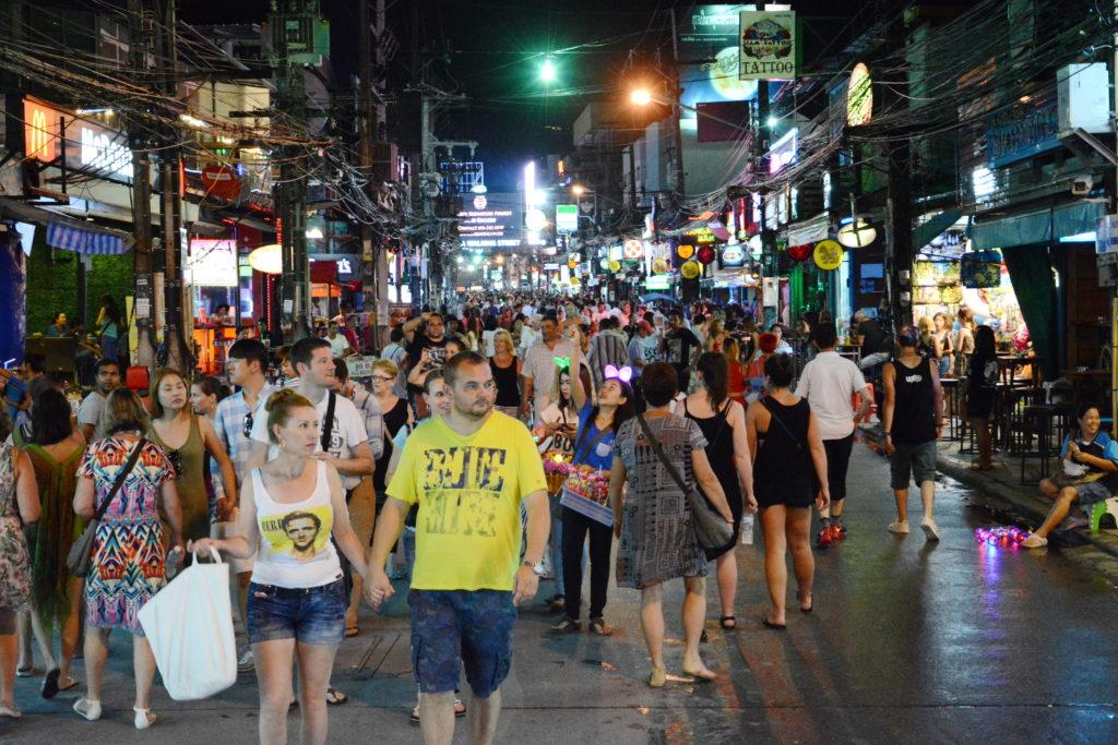 Таиланд: сезоны