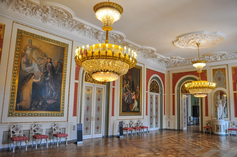 Копенгаген Королевский дворец