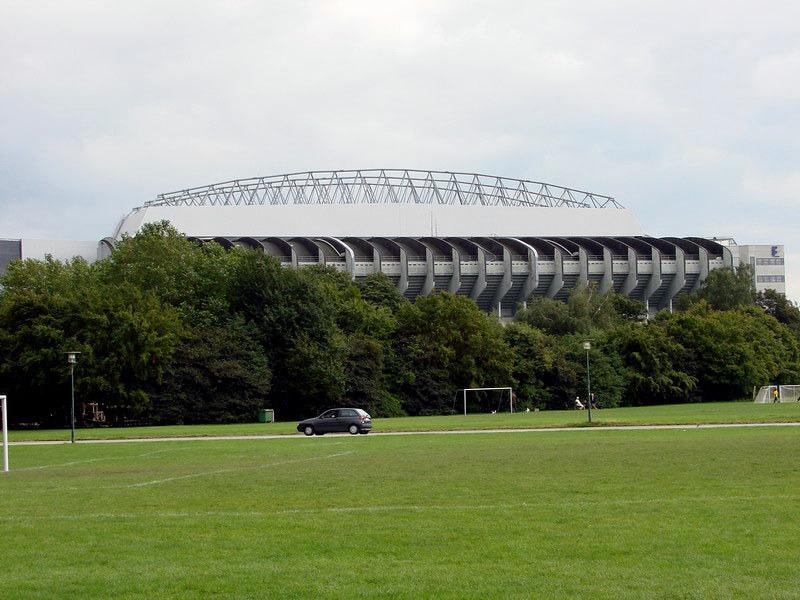 Футбольный стадион Паркен - Эстербро район, Копенгаген