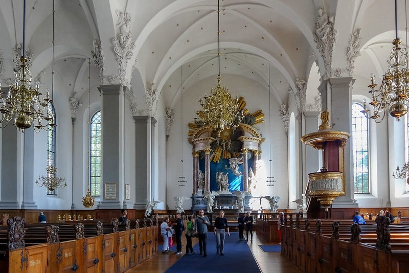 Church of our Saviour Copenhagen