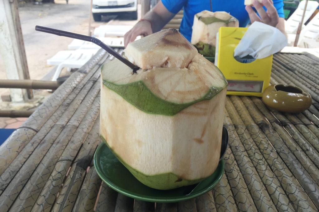 Освежающие напитки в Таиланде