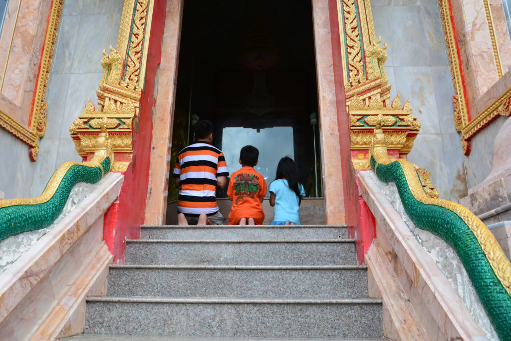 Традиции Таиланда и их особенности