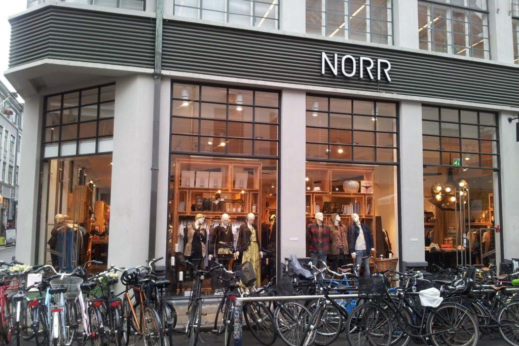 Магазин Norr в Копенгагене