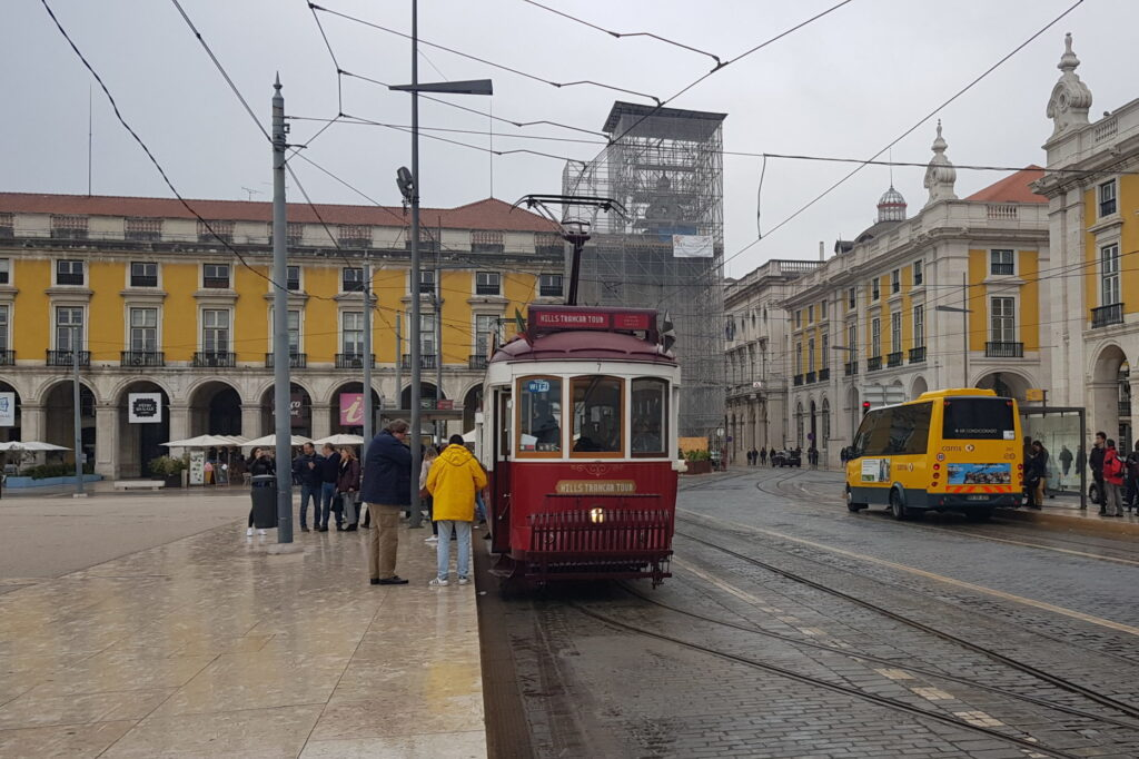 Транспорт Португалии