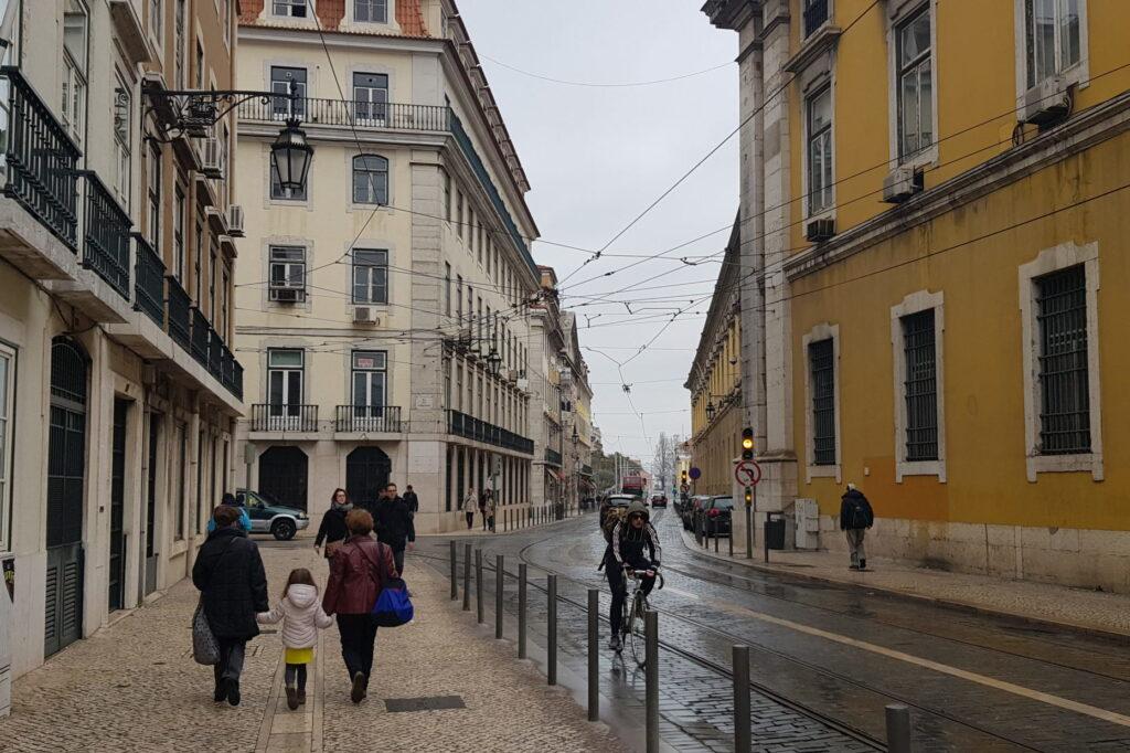погода Лиссабон ноябрь