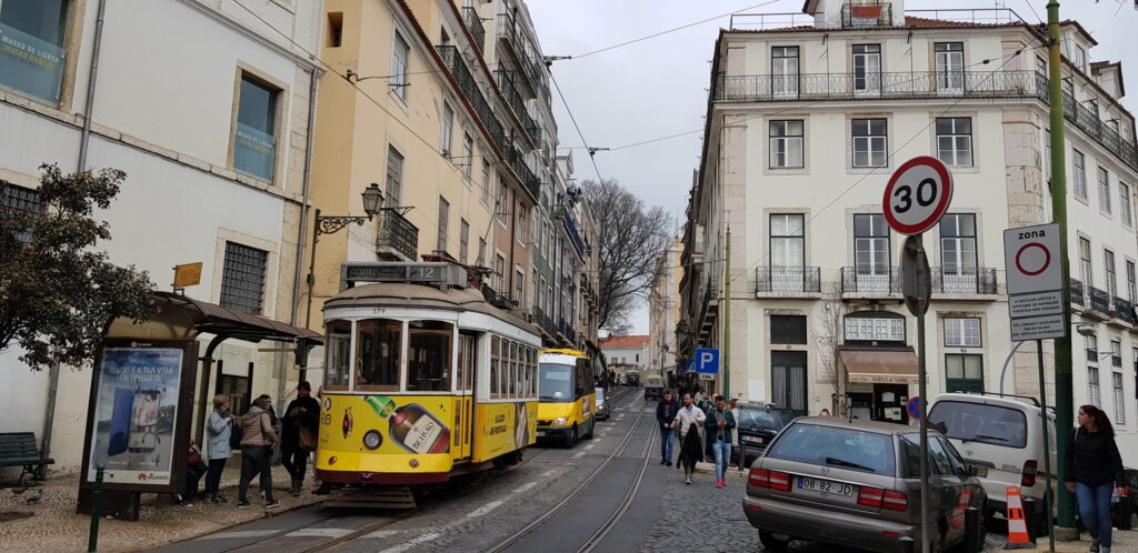 Португалия дороги пдд