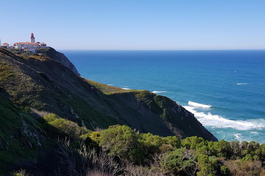 Природа Кабо да Рока Португалия
