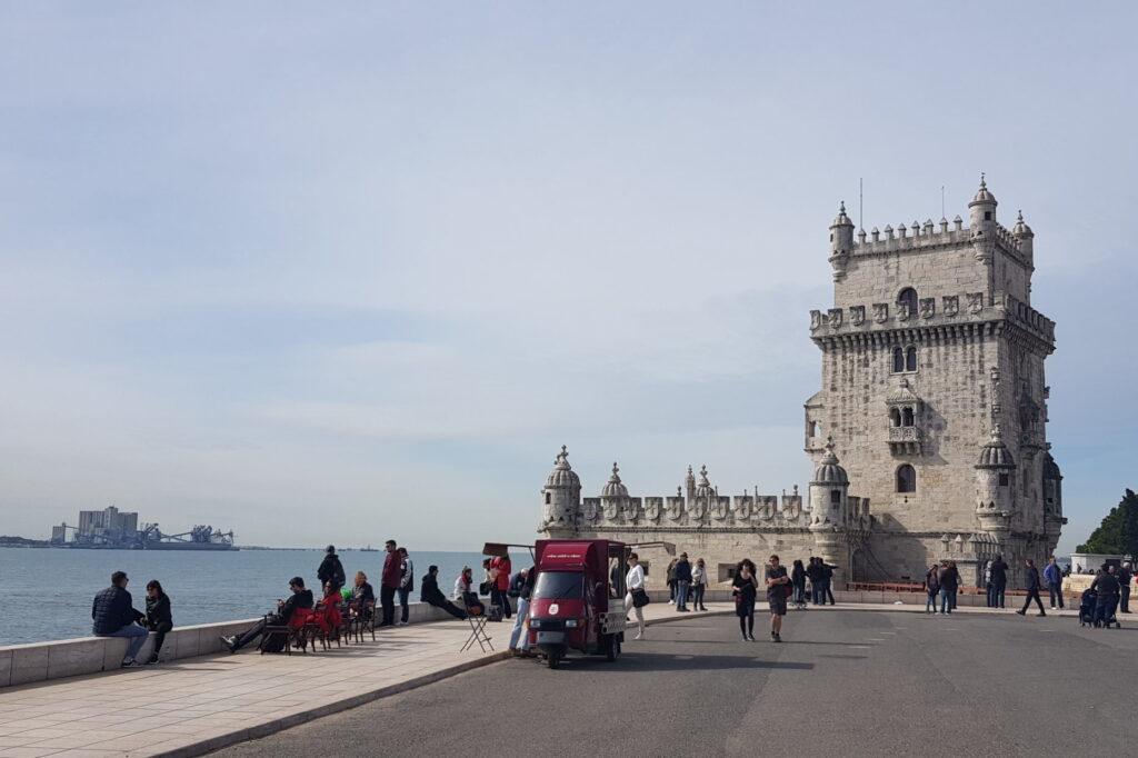Башня Belen Lissabon