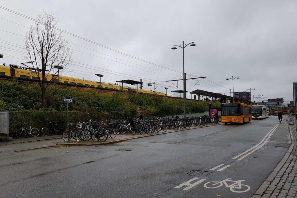 Бесплатный прокат велосипедов в Копенгагене