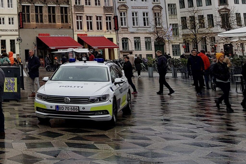 Безопасность поездки в Данию - Полилция в Дании