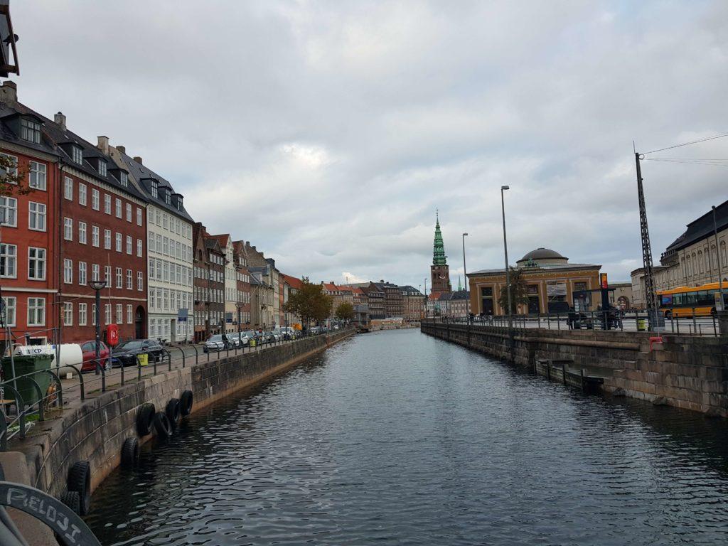 Районы Копенгагена - центральный исторический район