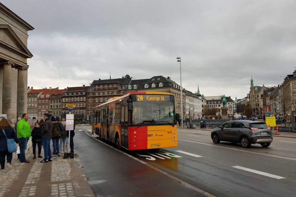 Копенгаген транспорт, автобусы
