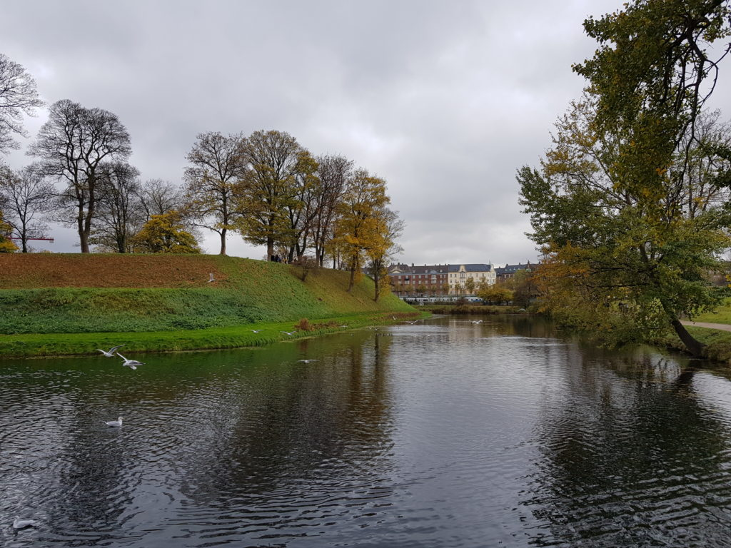 Климат Копенгаген Дания